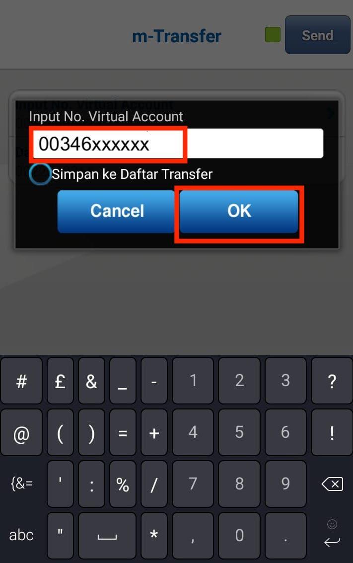 cara transfer melalui aplikasi bri mobile