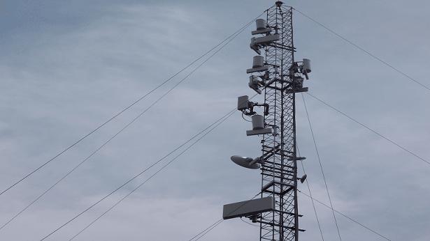 Pemancar Sinyal Nusanet
