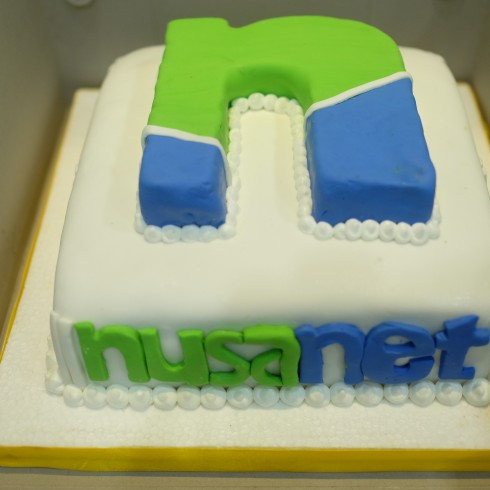 Cake 17th anniversary Nusanetet